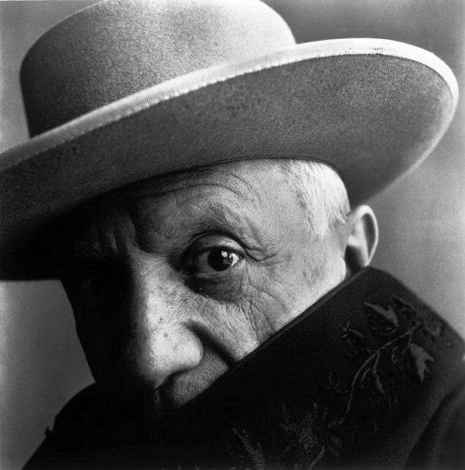 Пабло Пикассо (Pablo Picasso)