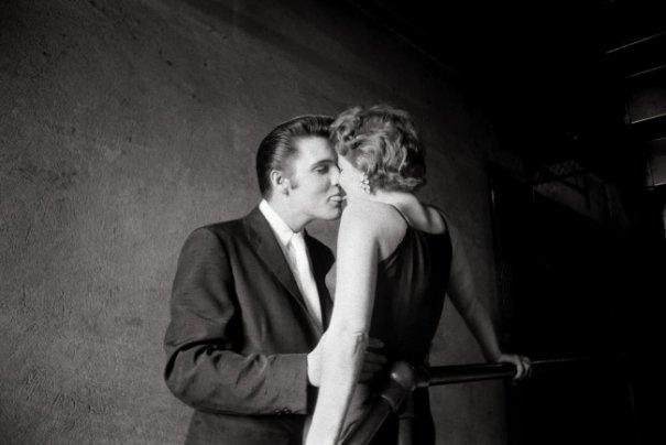 Элвис Пресли. Фотограф Альфред Вертеймер.