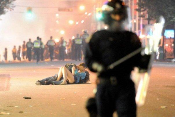 Ванкуверский поцелуй