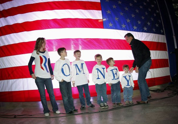 Предвыборная кампания 2012 США - №11