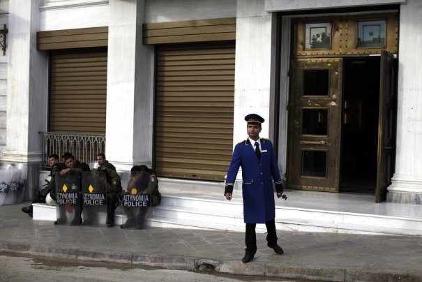 Kostas Tsironis/Bloomberg