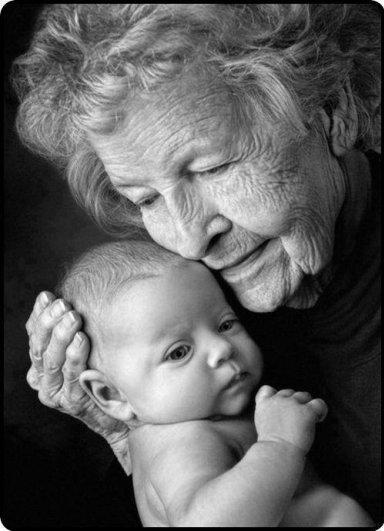 Фото пожилых людей - №2