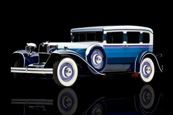 Классические автомобили от Кена Брауна/Ken Brown - №1