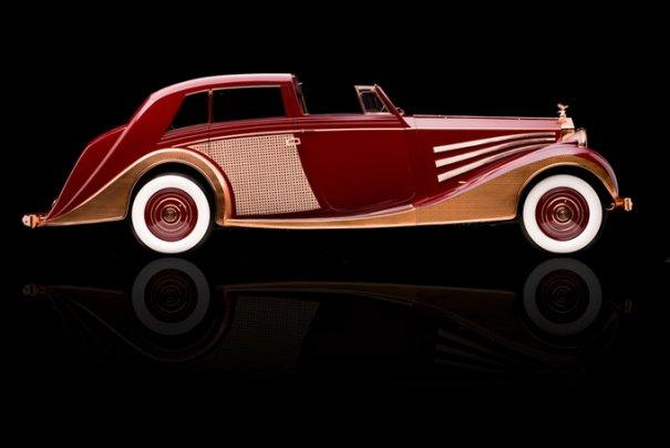 Классические автомобили от Кена Брауна/Ken Brown - №7