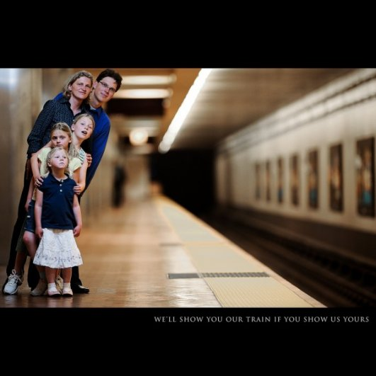 Как делать семейный портрет? - №2