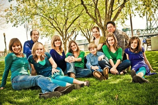 Как делать семейный портрет? - №3