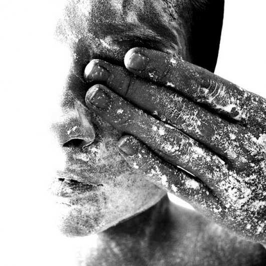 Необычные автопортреты Нади Викер/Nadia Wicker - №3