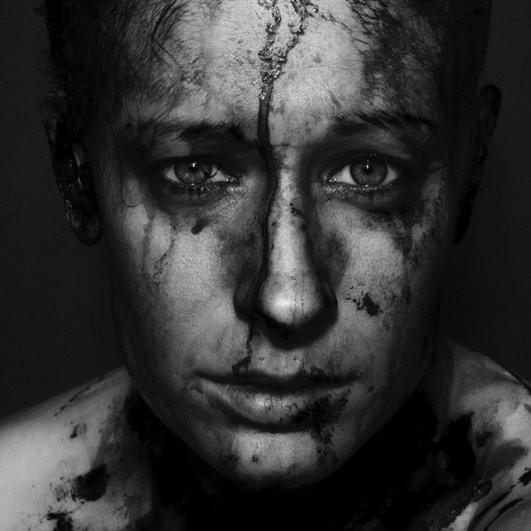 Необычные автопортреты Нади Викер/Nadia Wicker - №4
