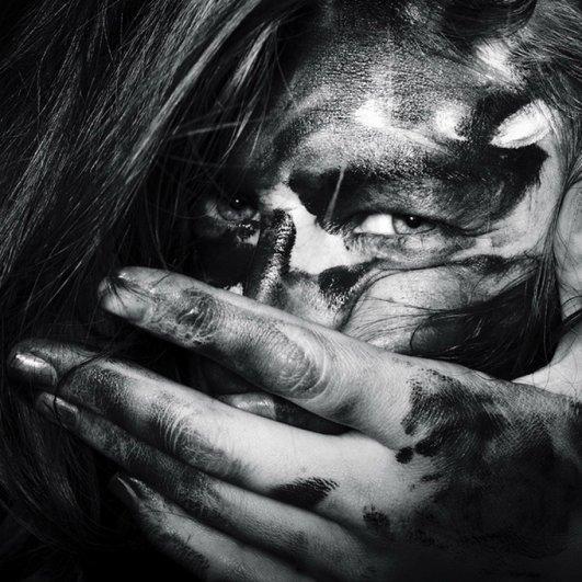 Необычные автопортреты Нади Викер/Nadia Wicker - №7