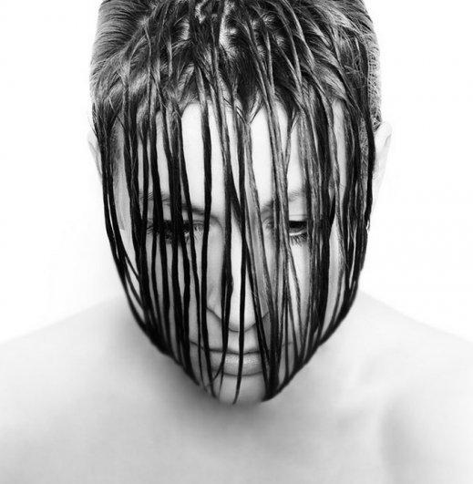 Необычные автопортреты Нади Викер/Nadia Wicker - №8