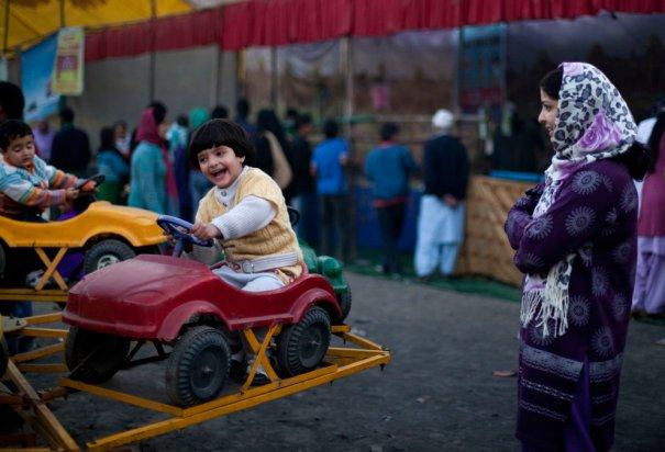Dar Yasin/Associated Press