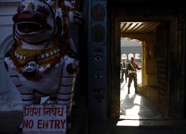 Niranjan Shrestha/Associated Press