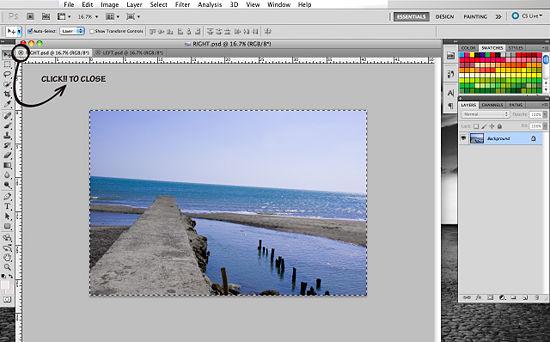 Как создать 3D эффект в Photoshop - №6