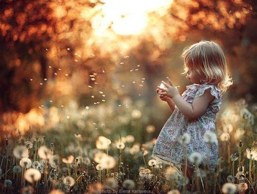 Как сделать хорошие детские фотографии - №1
