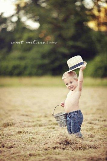 Как сделать хорошие детские фотографии - №6