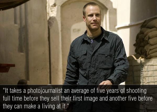 Как стать фотожурналистом - №1