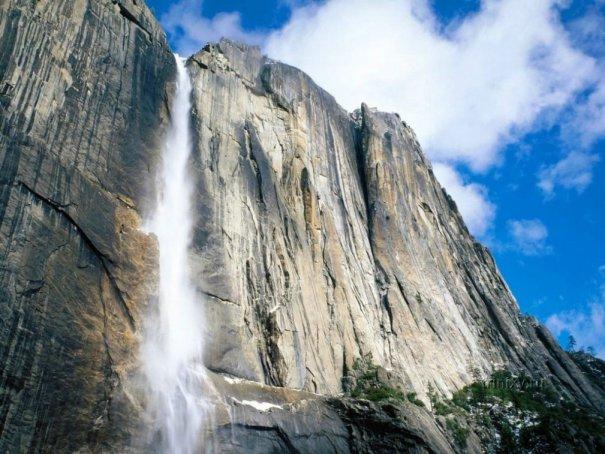 Топ фото самых красивых водопадов