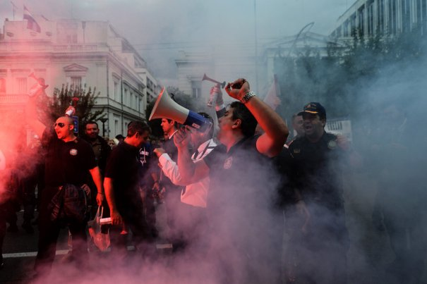 Aris Messinis/AFP/GettyImages