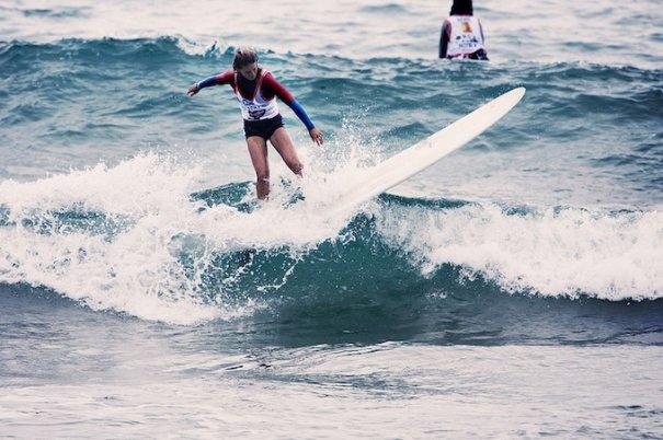 Итоги фестиваля женского серфинга Roxy PRO 2012. - №10