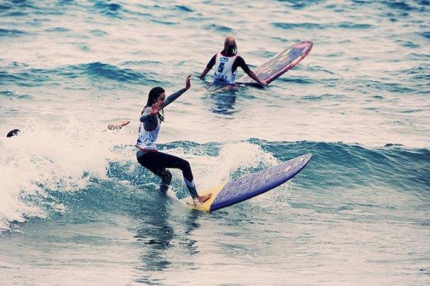 Итоги фестиваля женского серфинга Roxy PRO 2012. - №11
