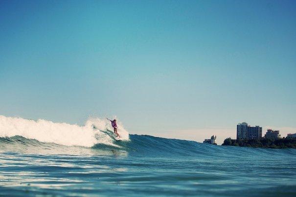Итоги фестиваля женского серфинга Roxy PRO 2012. - №12