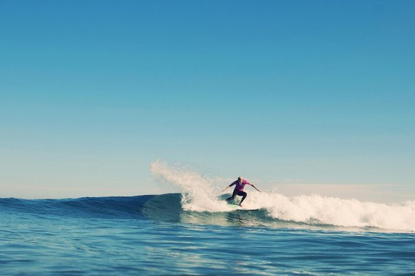 Итоги фестиваля женского серфинга Roxy PRO 2012. - №13