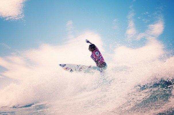 Итоги фестиваля женского серфинга Roxy PRO 2012. - №16