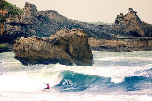 Итоги фестиваля женского серфинга Roxy PRO 2012. - №17