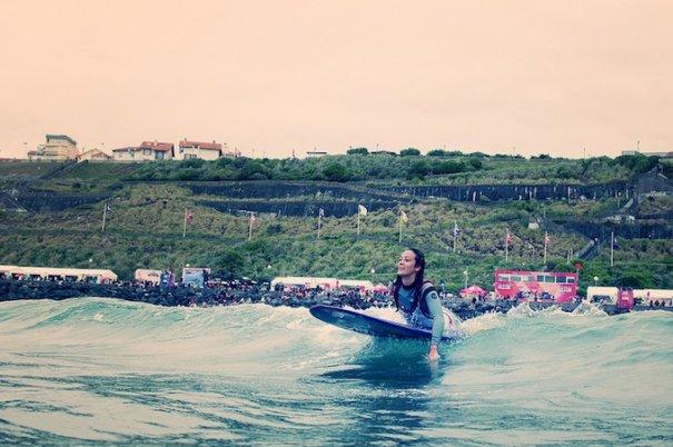 Итоги фестиваля женского серфинга Roxy PRO 2012. - №19