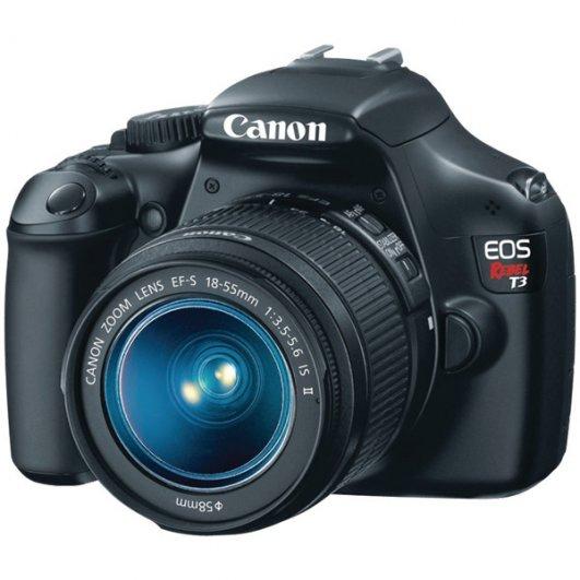 5 бюджетных цифровых зеркальных камер, идеальных для начинающих фотографов - №1
