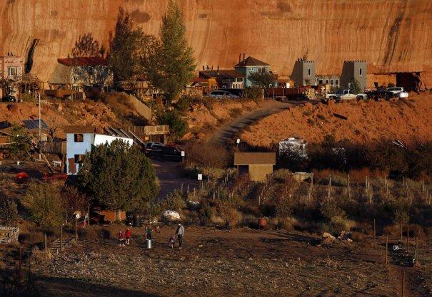 Мормоны, живущие в Скале - №5