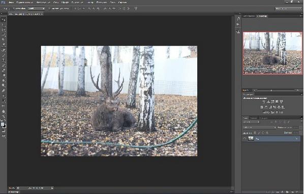 Эффекты в программе фотошоп