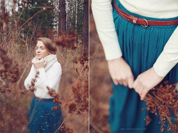 Портреты от Сони Хегай/Sonya Khegay - №5