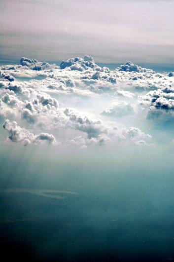Как фотографировать облака - №3