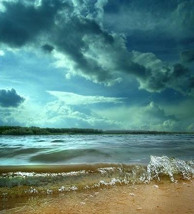 Как фотографировать облака - №4