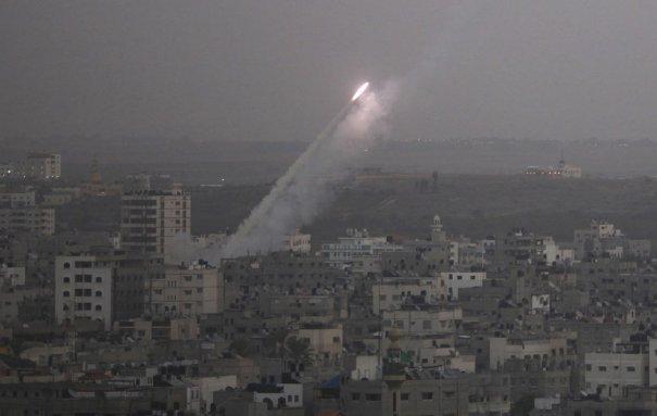 Reuters/Majdi Fathi