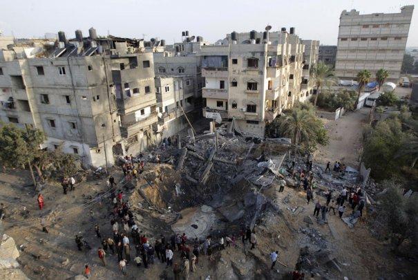 Reuters/Ibraheem Abu Mustafa