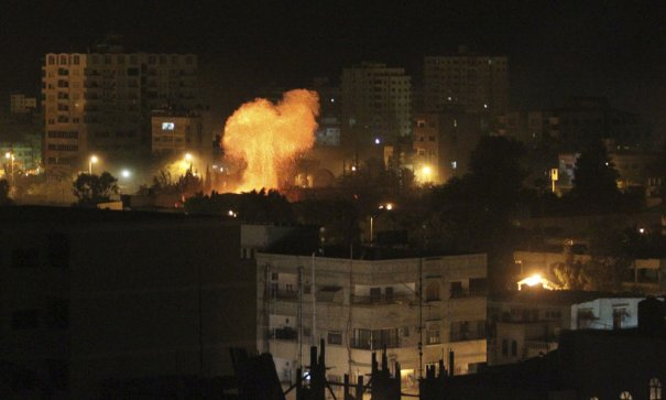 Reuters/Saleh Salem