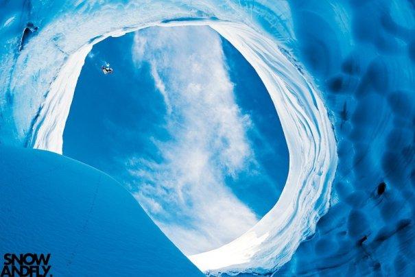 Как фотографировать людей на сноубордах и горных лыжах - №5