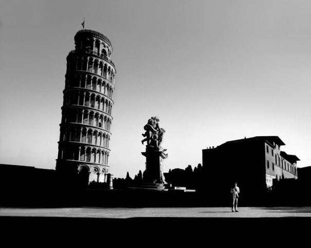 Городские пейзажи Габриэля Кроппи/Gabriele Croppi - №1