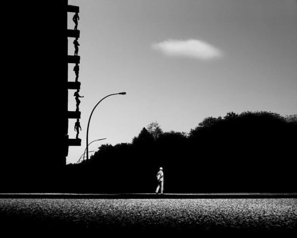 Городские пейзажи Габриэля Кроппи/Gabriele Croppi - №5