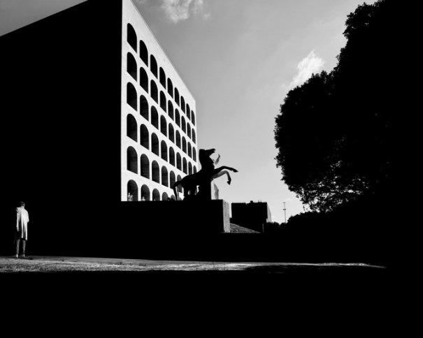 Городские пейзажи Габриэля Кроппи/Gabriele Croppi - №22