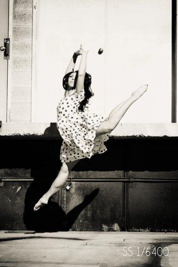 Как фотографировать танцы? - №6