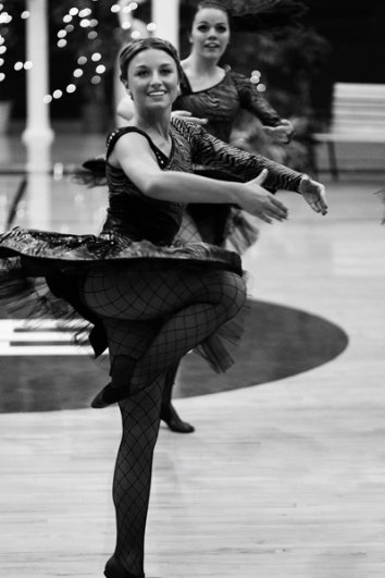 Как фотографировать танцы? - №8