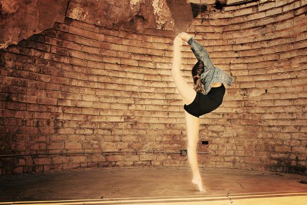 Как фотографировать танцы? - №11