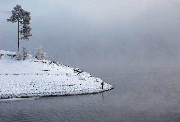 Река Енисей - №7