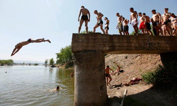 Река Енисей - №16