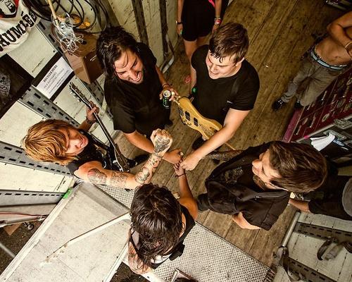 Как фотографировать музыкальные группы - №1