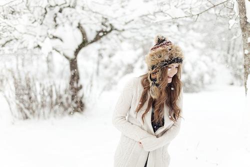 Как фотографировать в холод - №3