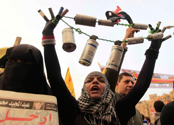 Mohamed Abd El Ghany/Reuters